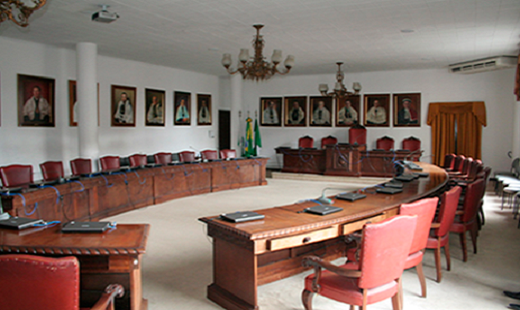 Sala do Conselho Universitario